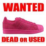 SUPRESTAR RT PINK adidas買取情報