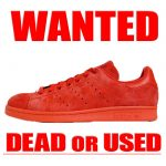 STANSMITH RED/RED/POWER RED adidas 買取情報