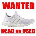 Triple White ultra boost 3.0 BA8841 adidas 買取情報