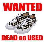 SIXTY SEVEN VANS CHECKERBOARD ATTACK PACK 買取情報